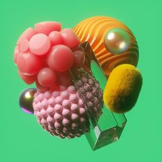 These Bizarre 3D Renderings Are All-Too-Real | The Creators Project