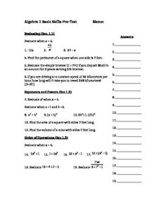 Person Puzzle - Systems with Substitution - Maya Angelou Worksheet ...