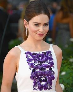 'Game of Thrones' star Emilia Clarke heading to Broadway in 'Breakfast at Tiffany's'