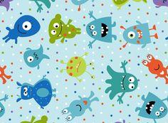 Desenho c1127 - Monsters