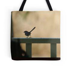 'little wren ' Tote Bag by shotbysas . New Bag, Wren, Laptop Skin, Bag Sale, Laptop Sleeves, Classic T Shirts, Iphone Cases, Canvas Prints, Tote Bag
