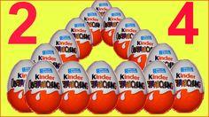 "24 Kinder Surprise eggs Kinder Sorpresa ""Die Überraschungs PARTY "" New S... #Surpriseeggs #Toys #Disney #DisneyPixar #PixarCars #KinderSurprise #Surprise #Toy #MyLittlePony #HelloKitty #PeppaPig #MickeyMouse #Baby #Pixar #MinnieMouse #Cartoons #YouTube #Hello #spiderman #starwars #dora"