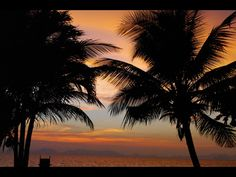 Thailand, sunset
