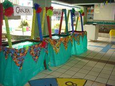 festa do milho decoração barracas - Pesquisa Google