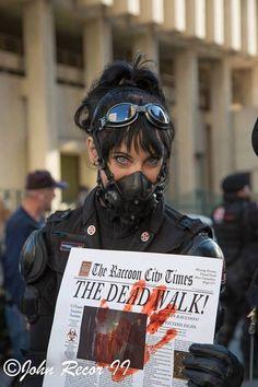 Resident evil, Denver Zombie Crawl, Umbrella Corporation,