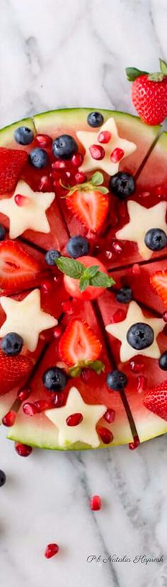 Happy 4 Of July, Fourth Of July, Fruits And Vegetables, Veggies, Recipe Club, Food Club, Colour Light, Secret Recipe, Healthy Fruits