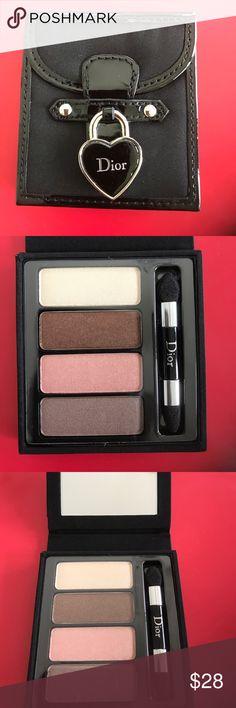 Dior Shadow palette New unused neutral shades Dior Makeup Eyeshadow