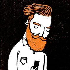 Beard art by @Pedro_Demetriou on @EtsyUK http://www.beardrevered.com/beard-bulletin/beard-shopping-beard-art/