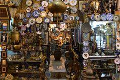 Kunsthandwerk gibt es auf dem Bazar in Shiraz | Celui de Chiraz regorge d'oeuvres d'art artisanales | Per ogni gusto: Artigianato nel bazar a Shiraz