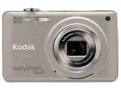 Kodak Easyshare Touch M5370 16 MP Digital Camera With 5x Optical Zoom HD Video Capture