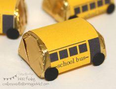 Bus Driver or Teacher Appreciation Gift