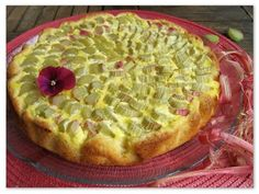 Sweet Pie, Quiche, Baking Recipes, Waffles, Good Food, Breakfast, Desserts, Pastries, Kitchens