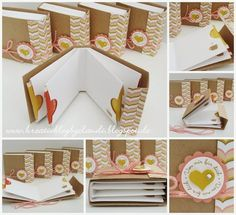 , Creative Blog by Claudi: Tea Bag Booklet