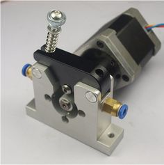 3 D printer parts DIY Reprap Kossel all-metal planet reducer motor bowden extruder alimunum alloy for 1.75/3 mm filament