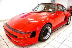 Porsche 911 Turbo (930) FLATNOSE/ WERTGUTACHTEN