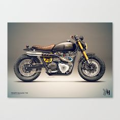 Moto 30 Canvas Print