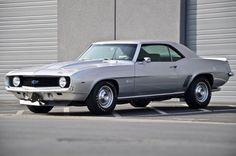 1969 ZL1 Camaro Tribute