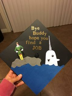 End cap ideas; Graduation party ideas conclusionCustom end cap, custom end cap topper, end cap 2019 Graduation Cap Decorating Ideas 2019 Funny Graduation Caps, Graduation Cap Designs, Graduation Cap Decoration, Graduation Diy, Funny Grad Cap Ideas, Decorated Graduation Caps, Senior Quotes High School Graduation, Class Decoration Ideas, Disney Graduation Cap