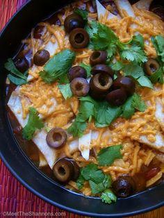 Siesta Taco Soup #vegan #recipe #yum #bettycrocker