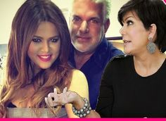 GossipWeLove.com Your Celebrity News and Hip Hop News Blog: SHE'S SPILLING EVERYTHING! Khloe Kardashian's Real Father Revealed by Kris Jenner's Sister, Karen + Someone Cheated AGAIN!
