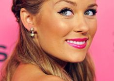 Bright lips beautiful-beauty-lauren-conrad-pretty-Favim.com-194837