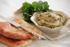 dellicious olive and pomegranate spread