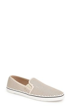 DV by Dolce Vita 'Gibsin' Perforated Slip-On Sneaker