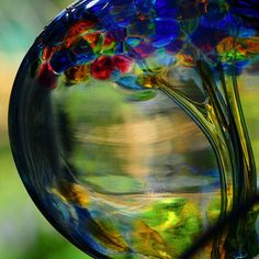 Dale Chihuly art glass.  via: Ed Goodfellow Web Images