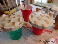 DIY by Design: MacKenzie Childs Inspired Cookie Jar