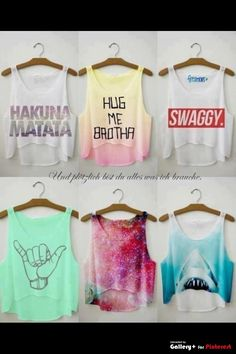 cute crop tops