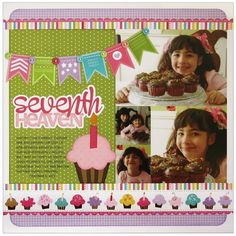 A Technique Tuesday Banner Up Birthday Layout by Mendi Yoshikawa Jones alissa Peas in a Bucket Birthday Scrapbook Layouts, Beach Scrapbook Layouts, Scrapbook Titles, Kids Scrapbook, Scrapbook Sketches, Scrapbook Paper Crafts, Scrapbook Supplies, Scrapbooking Layouts, Scrapbook Cards