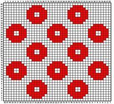 Dots on dots Pattern