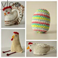 www.VlnaNaPredaj.sk: Veľkonočný háčkovací špeciál Easter Crochet, Crochet Toys, Alpacas, Baby Alpaca, Sewing, Knitting, Hats, Blog, Amigurumi