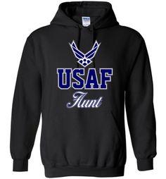 U.S. Air Force Aunt Hoodie