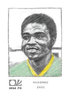 No. 35: Mwanza Mukombo, Zaire