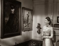 Whatever Became of the Portrait of Captain Gregg? - The Ghost and Mrs Muir ( 1947 ) - Silver Scenes - A Blog for Classic Film Lovers