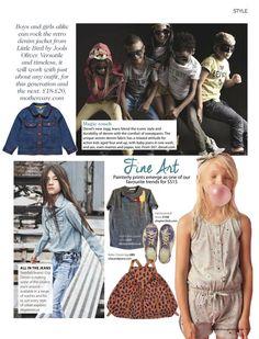 Monkey in Ink featured in Smallish Magazine