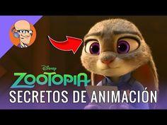 Zootopia Curiosidades de la película en español(Zootropolis) - YouTube