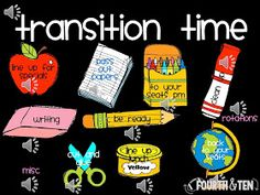 Bright Idea: Managing Transitions With Music