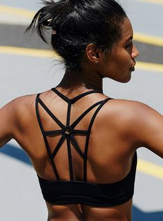 Technical, sweat-wicking training gear. All Sport Bra: We designed this style to be your ultimate multisport bra. Sport bras that keep you going when your work out heats up.
