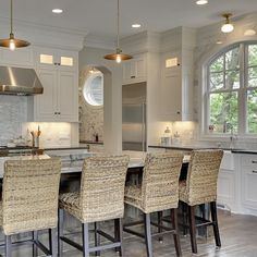 """""""Love everything about this kitchen by Gonyea Homes """""""