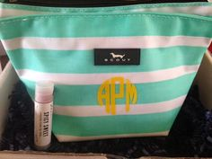 Love the personalized items I got this month in the @CBDpinterest Bock Box! Monogrammed gifts are right up my alley!