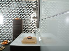 We provide these tiles. There's more in our showroom located in Philadelphia.