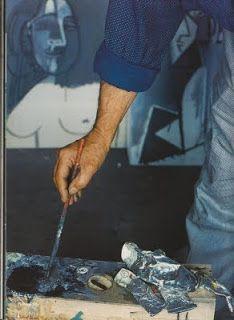 painting box: PALE BLUES, SKY & OCEAN
