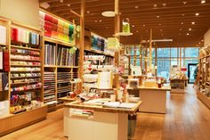 This article is about the famous stationery shop Itoya, which re-opened in June 2015, as G. Itoya. Get lost in a sea of uniquely Japanese stationery!