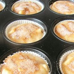 de The post Quick cinnamon muffins Jumbo Blueberry Muffin Recipe, Homemade Blueberry Muffins, Simple Muffin Recipe, Easy Cookie Recipes, Healthy Dessert Recipes, Cake Recipes, Dessert Simple, Muffins Sains, Cinnamon Muffins