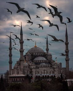 Best bowling alley in Istanbul Beautiful Mosques, Beautiful Places, Vacation Places, Places To Travel, Islamic Wallpaper Hd, Hd Wallpaper, Mosque Architecture, Istanbul Travel, Hagia Sophia
