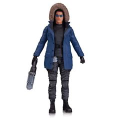 *PREORDER* #Flash TV Series Figures – Captain Cold ($29.99)