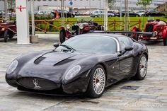 Maserati presenta su Mostro