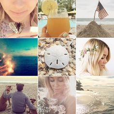 Pin for Later: Euer Sommer wird nie enden mit diesen Urlaubsfotos der Stars Lauren Conrad